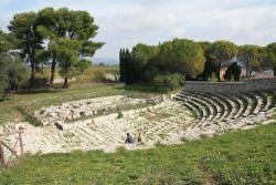 Remains of theatre (fot. Chowaniec R.)